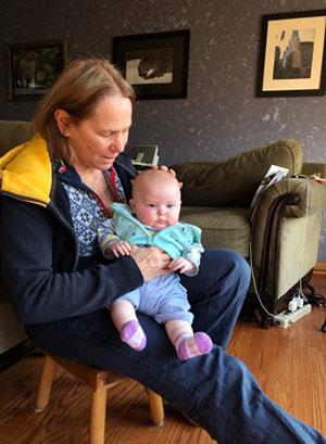 infant cranio sacral therapy